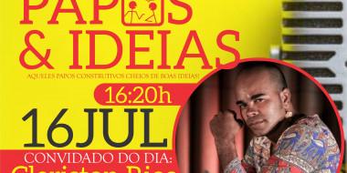 PROGRAMA PAPOS & IDEIAS PODCAST